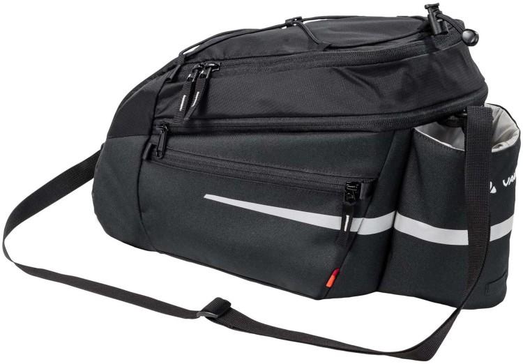 Silkroad L (Snap-it) - black - carrier bag