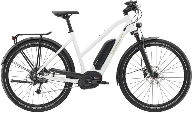 Diamant Elan+ GOR Weiss 2020 - Touring E-Bike Women