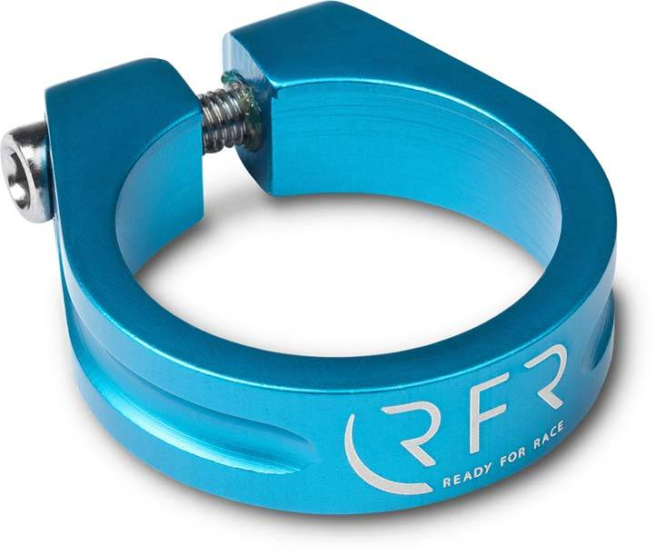 RFR seat clamp 34,9 mm blue