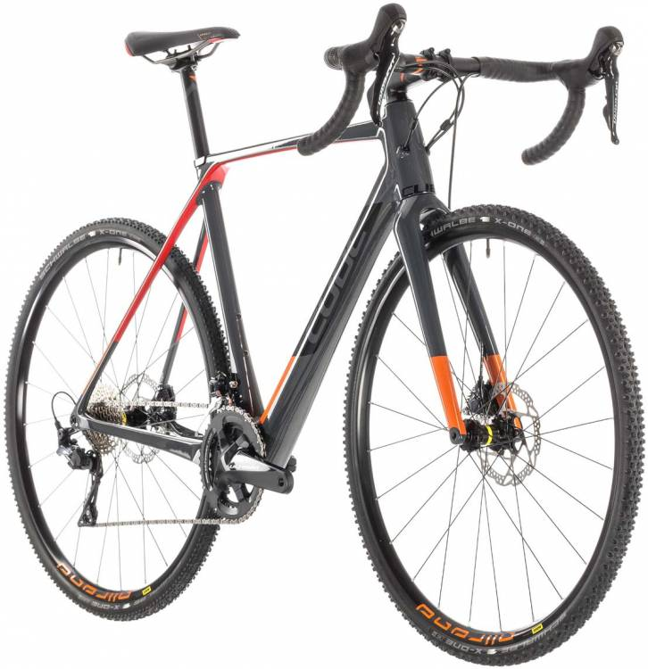 09a536e38f8 Cube Cross Race C:62 Pro grey n red 2019 Cyclocrossbike ▷ buy ...