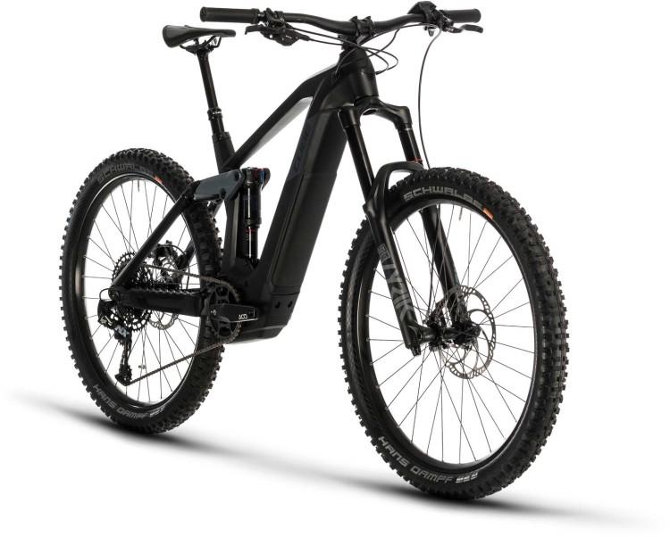Cube Stereo Hybrid 160 HPC SL 625 27.5 carbon n grey 2020 - E-Bike Fully Mountainbike
