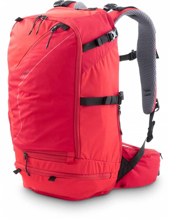 Cube Backpack OX25+ red