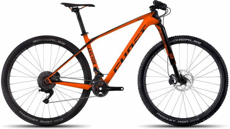 """Ghost Lector 7 LC 29"""" 2017 - Hardtail Mountainbike"""