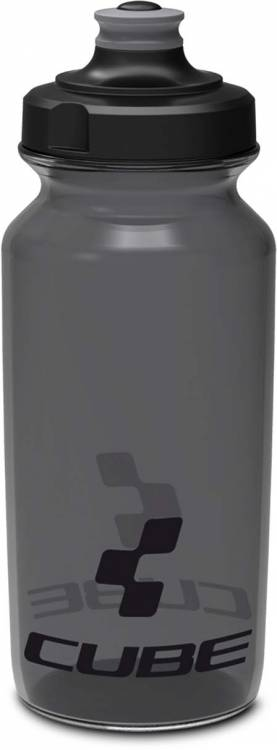 Cube drinking bottle 0,5l Icon black