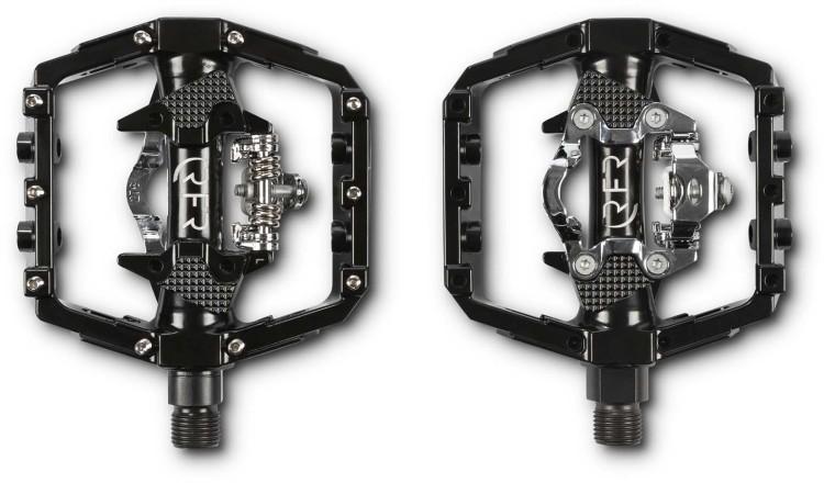 RFR Pedals Flat & Click black