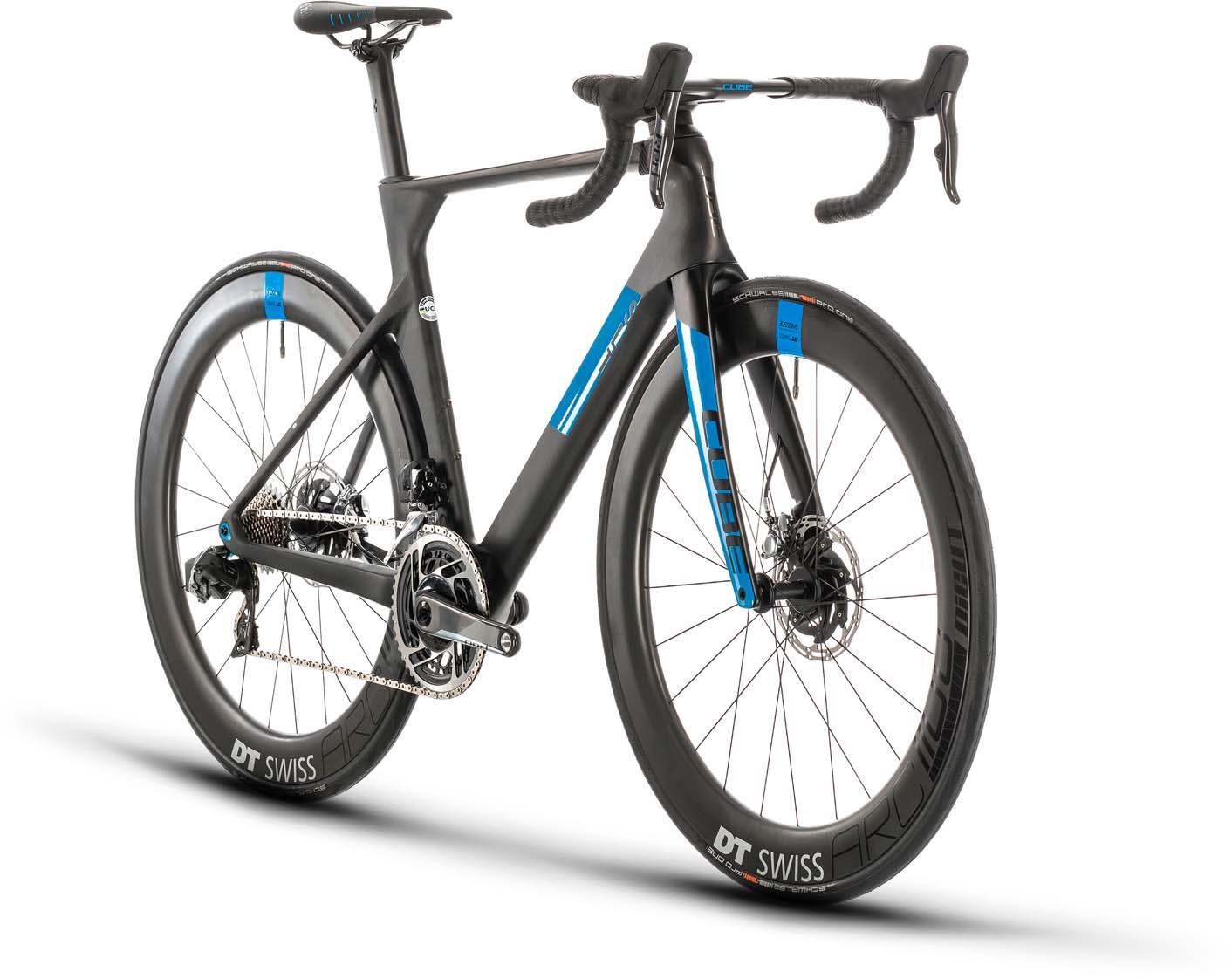 amazing selection entire collection great quality Cube Litening C:68X SLT carbon n blue 2020 - Road Bike Carbon Men