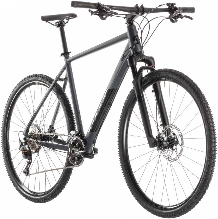 8ad0a647693 Cube Cross SL iridium n black - Men 2019 Crossbike ▷ buy online ...