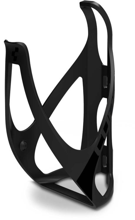 Cube bottle cage HPP matt black´n´glossy black