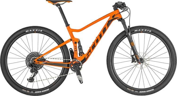 07b42406071 Scott Spark RC 900 Team 2019 Mountainbike Fully ▷ buy online ...