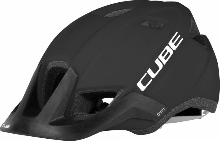 Cube Helmet CMPT black´n´white