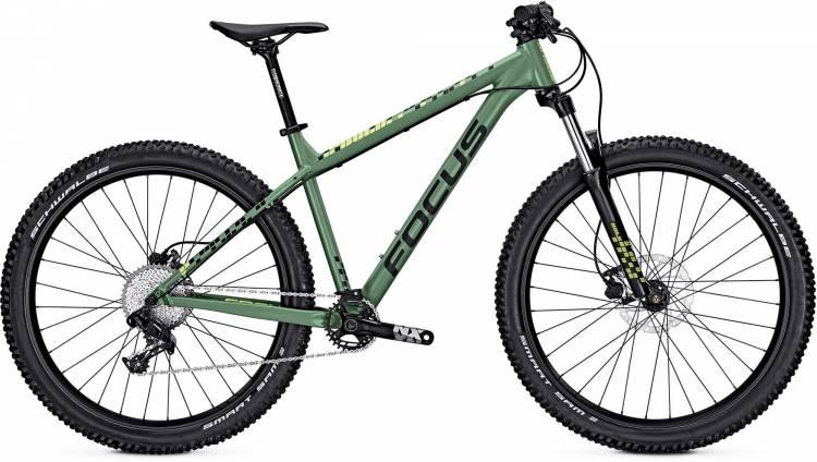 Focus Bold Pro 27 mineral green/matt 2017