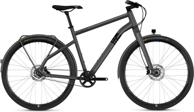 Ghost Square Urban X7.8 AL 2019 - Fitness Bike Men