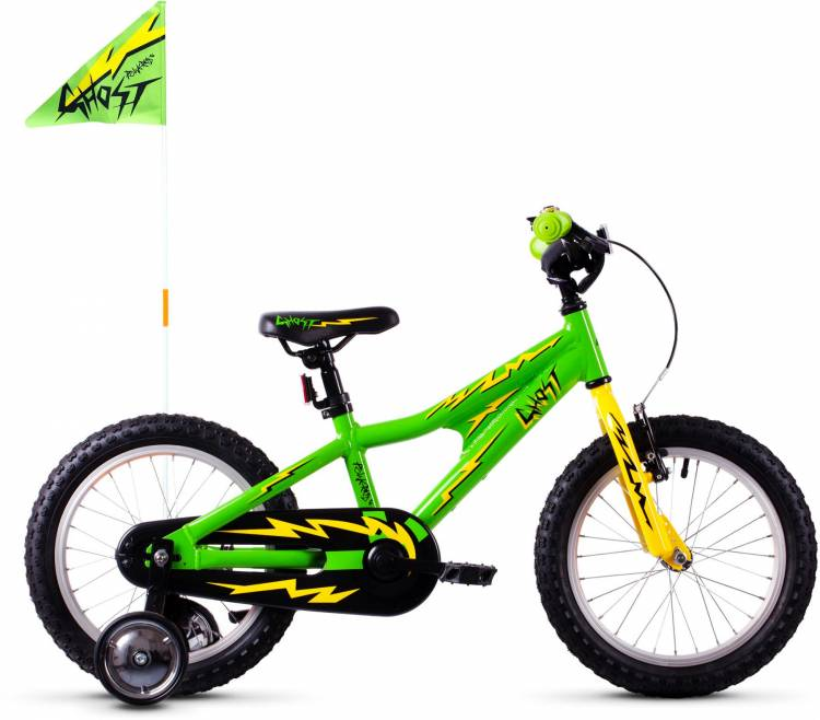 Ghost Powerkid 16 AL 2021 - Kid Bike 16 Inches