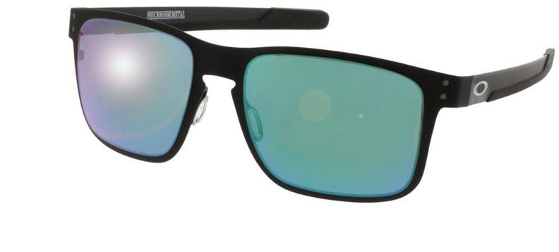 Oakley Holbrook™ Metal Matte BlackJade Iridium Brille