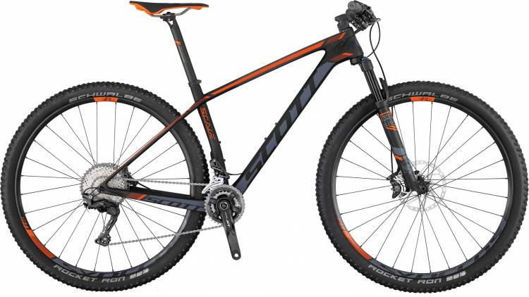 Scott Scale 710 2017 - Hardtail Mountainbike
