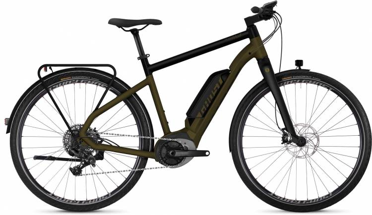 Ghost Hybride Square Trekking B6.8 AL 2019 - Touring E-Bike Men