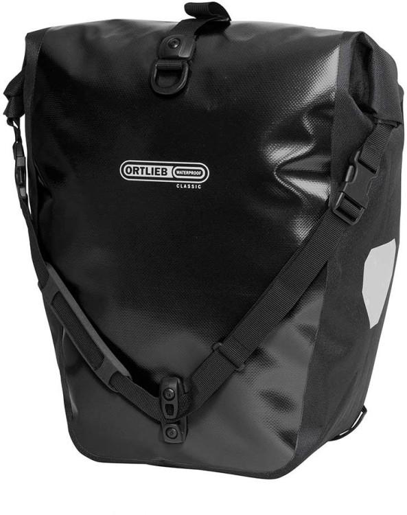 Ortlieb Back-Roller Classic (pair) rear wheel bag black