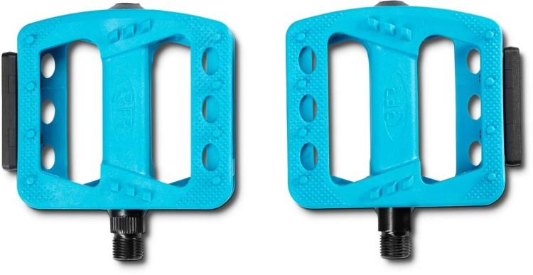 RFR Pedals Flat HQP CMPT blue