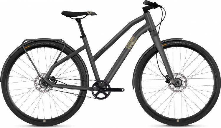 Ghost Square Urban 3.8 AL 2021 - Fitness Bike Women Trapezium