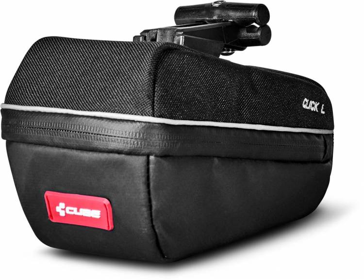 Cube Saddlebag CLICK L black