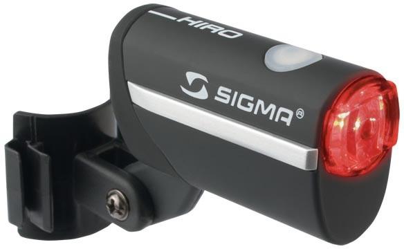 Sigma LED-Batterie-Rückleuchte Hiro schwarz