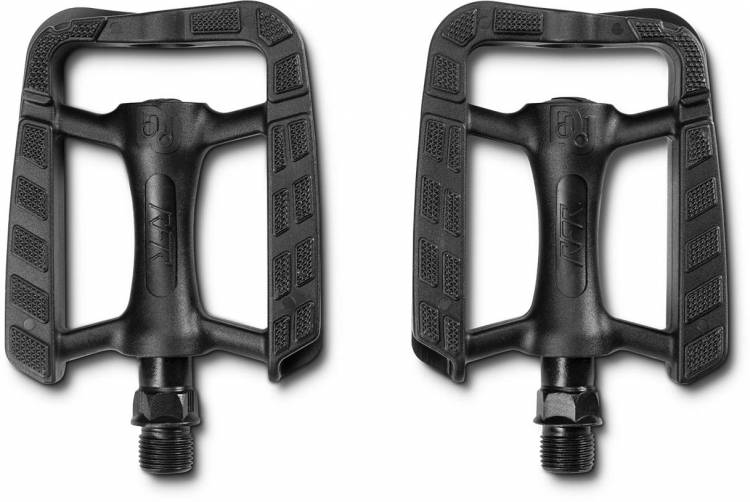 RFR Pedals Comfort HQP black