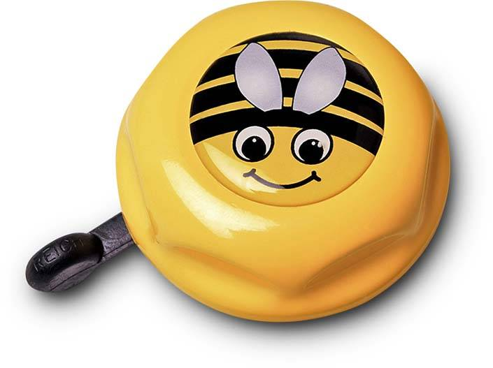 "RFR Bicycle bell JUNIOR ""Bee"" yellow n black"