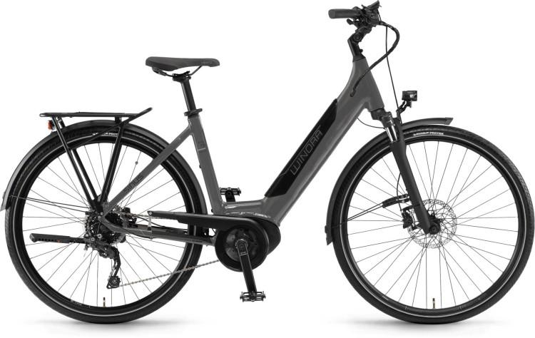 1ef7df6050f Winora Sinus i9 i500Wh titan - Easy Entry 2019 E-Bike, Trekking Bike ...