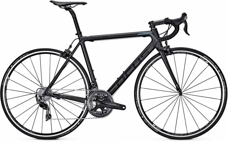 Focus Izalco Max Dura Ace carbon/black/blue 2017 - Road Bike Carbon Men