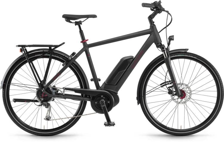 Winora Tria 9 500Wh black dull - Men 2021