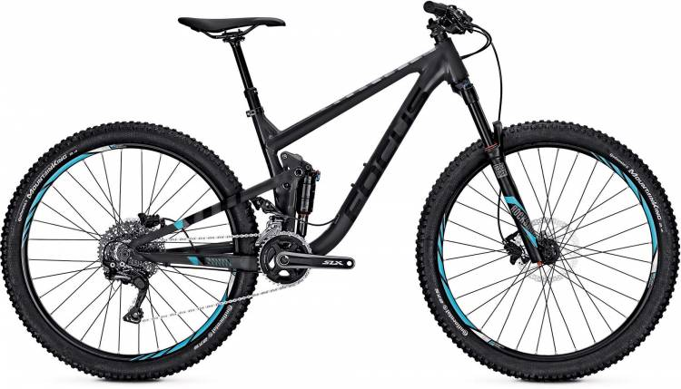 Focus Jam Elite 27 nimbus grey/matt 2017 - Fully Mountainbike