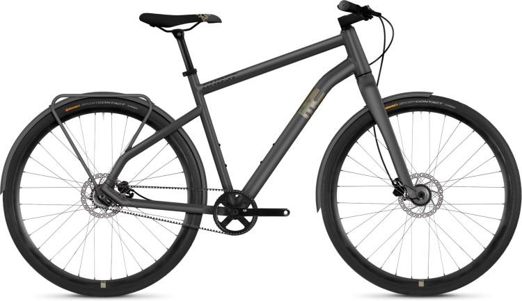 Ghost Square Urban 3.8 AL 2020 - Fitness Bike Men