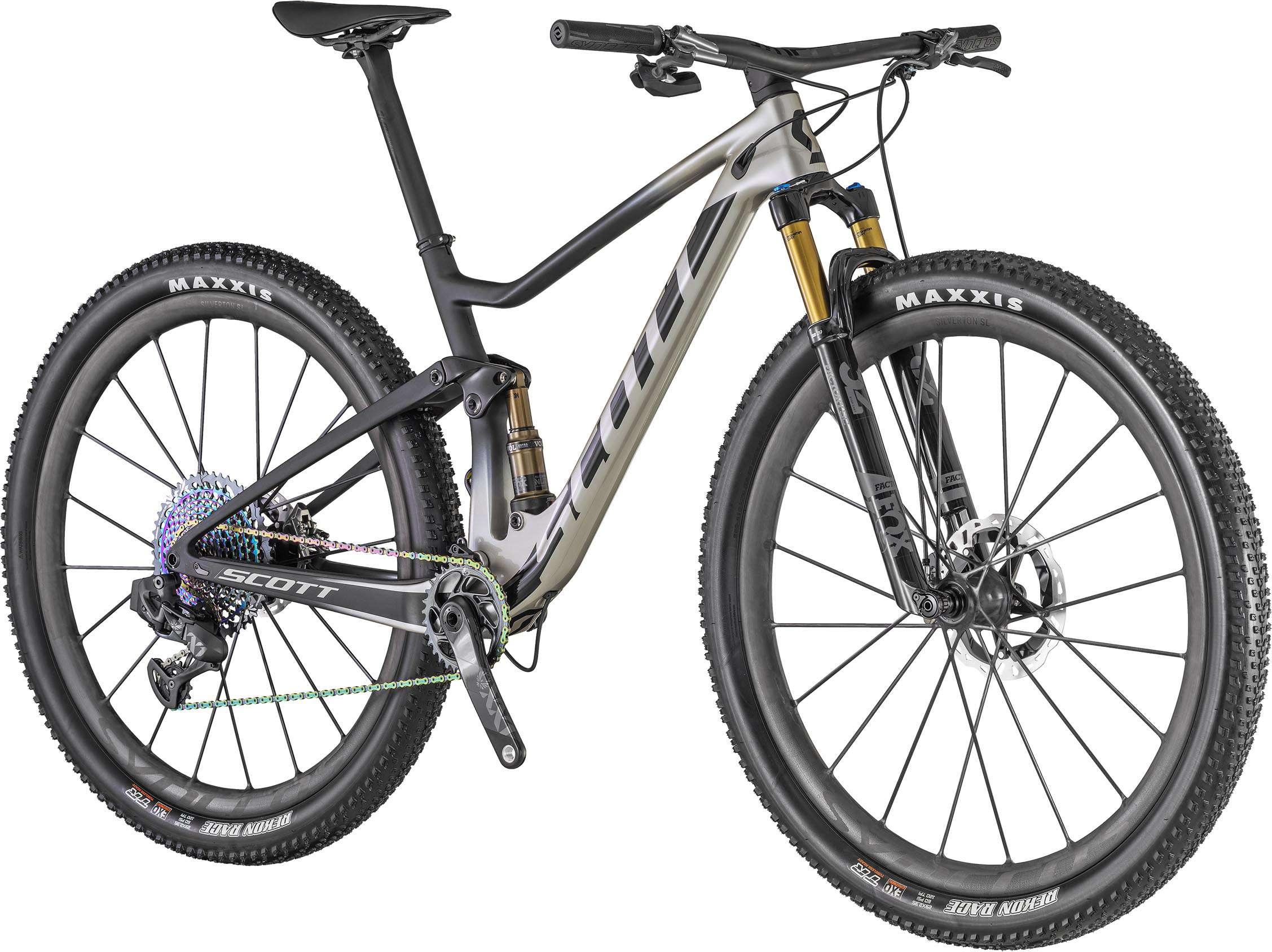 SCOTT Spark RC 900 Pro (2021) - Bike Addict