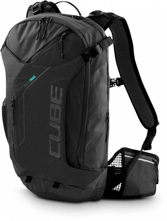 Cube Backpack EDGE TRAIL black
