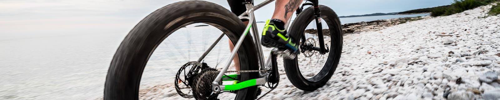 Fatbike Hardtail Mountainbikes