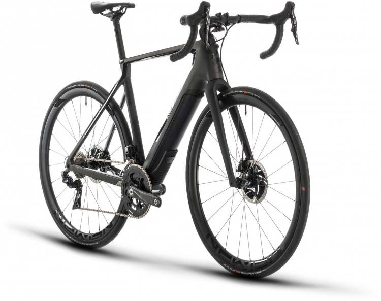 Cube Agree Hybrid C:62 SLT black edition 2020 - Road E-Bike