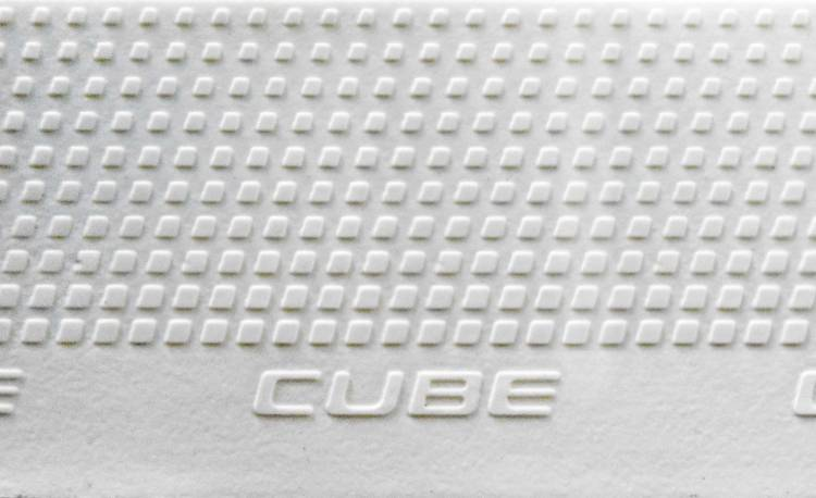 Cube Natural Fit Handlebar Tape Grip white