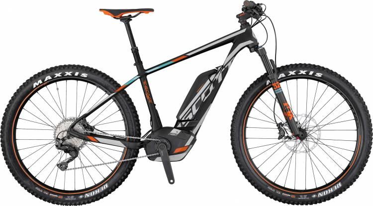 Scott E-Scale 710 Plus 2017