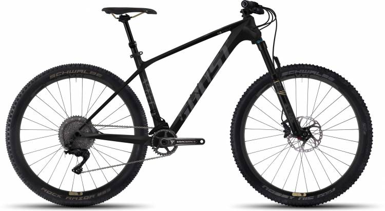 "Ghost Asket 8 LC 27.5"" 2017 - Hardtail Mountainbike"