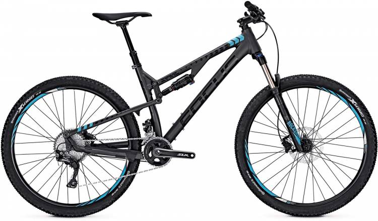 Focus Spine Elite 27 nimbus grey/matt/blue 2017 - Fully Mountainbike