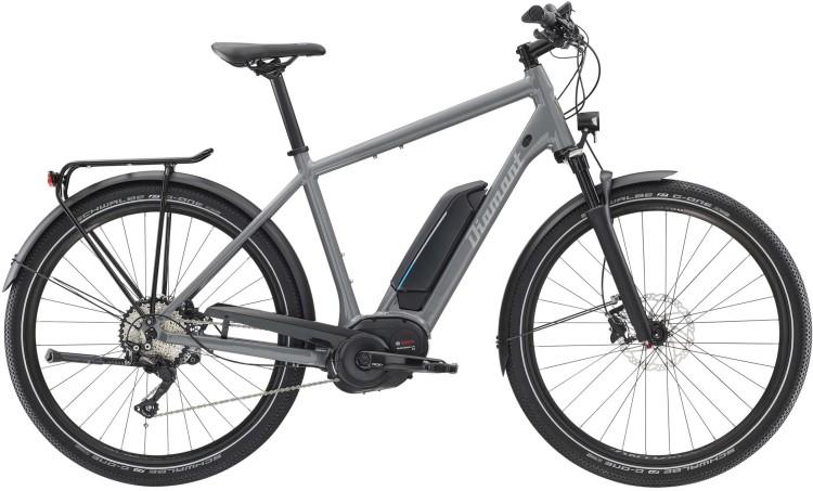 Diamant Elan Legere+ HER Graphitgrau 2020 - Touring E-Bike Men