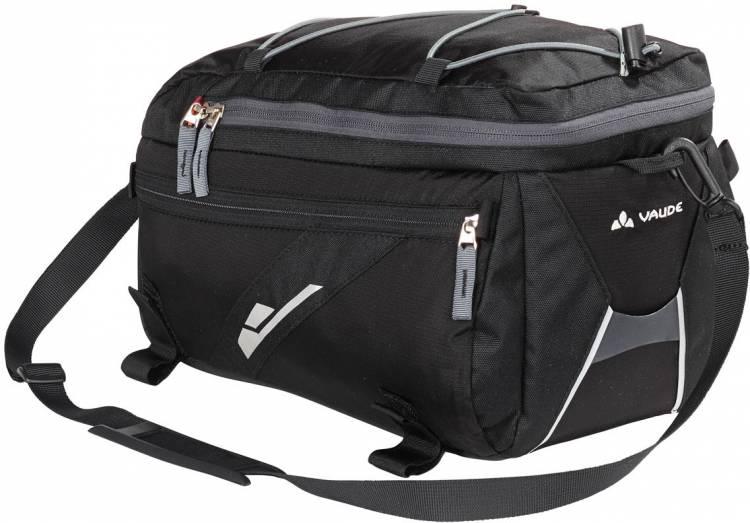 Vaude Silkroad M carrier bag black