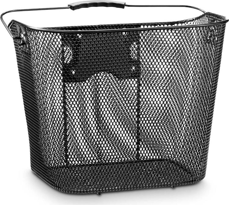 RFR handlebar basket Klick&Go black