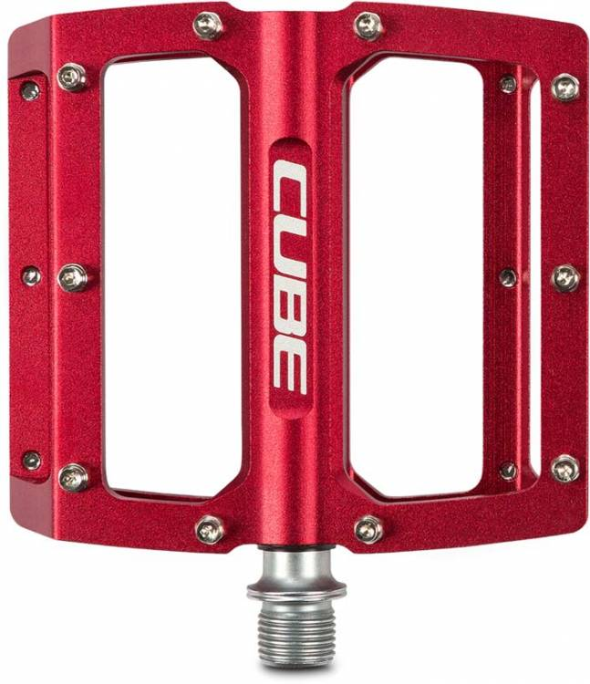 Cube Pedals ALL MOUNTAIN red