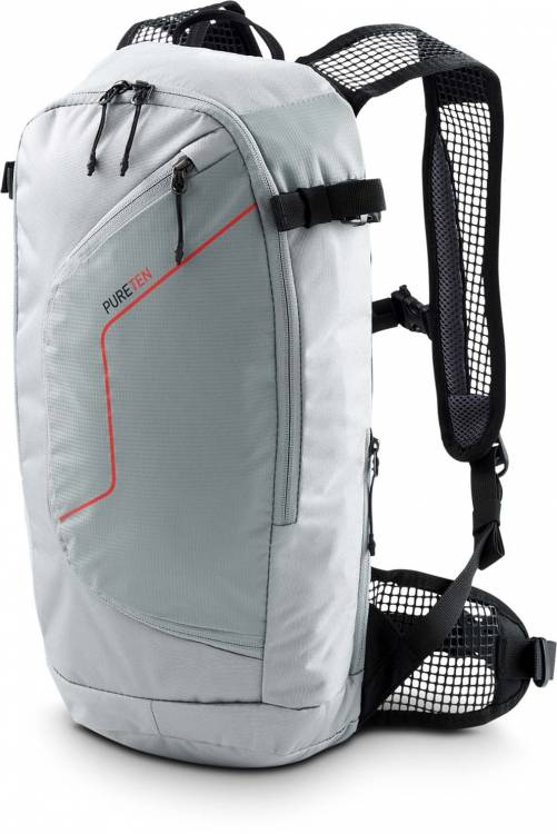 Cube Backpack PURE TEN grey