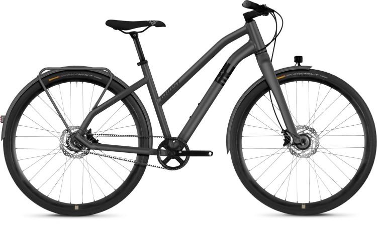 Ghost Square Urban X7.8 AL 2019 - Fitness Bike Women Trapezium