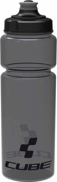 Cube Trinkflasche 0,75l Icon black