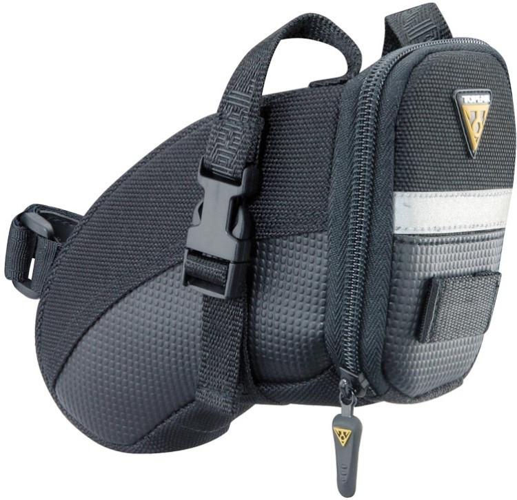 Topeak Aero Wedge Pack Strap small Saddlebag