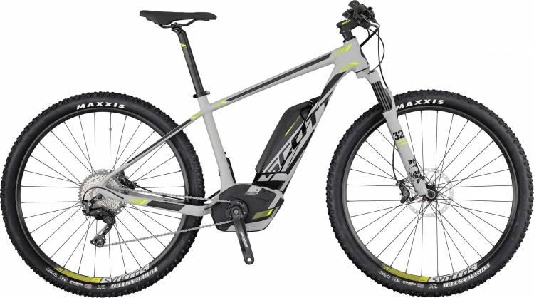 Scott E-Scale 710 2017 - E-Bike Hardtail Mountainbike