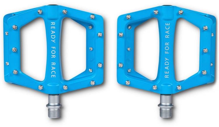 RFR Pedals Flat CMPT blue